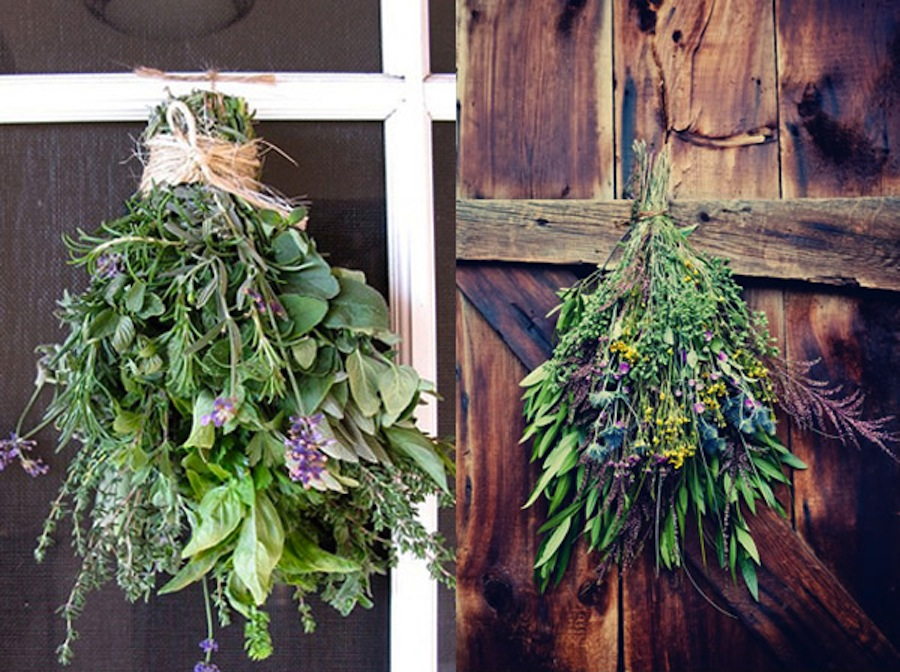 herb-wedding-swag-decor