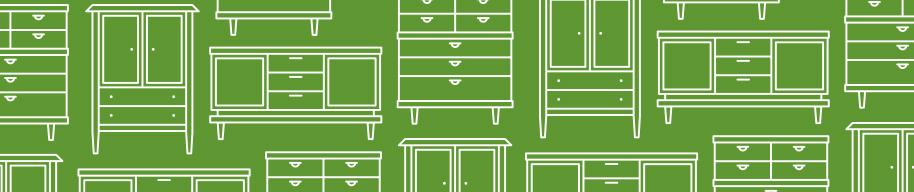 Dressers and Credenzas Vintage Furniture